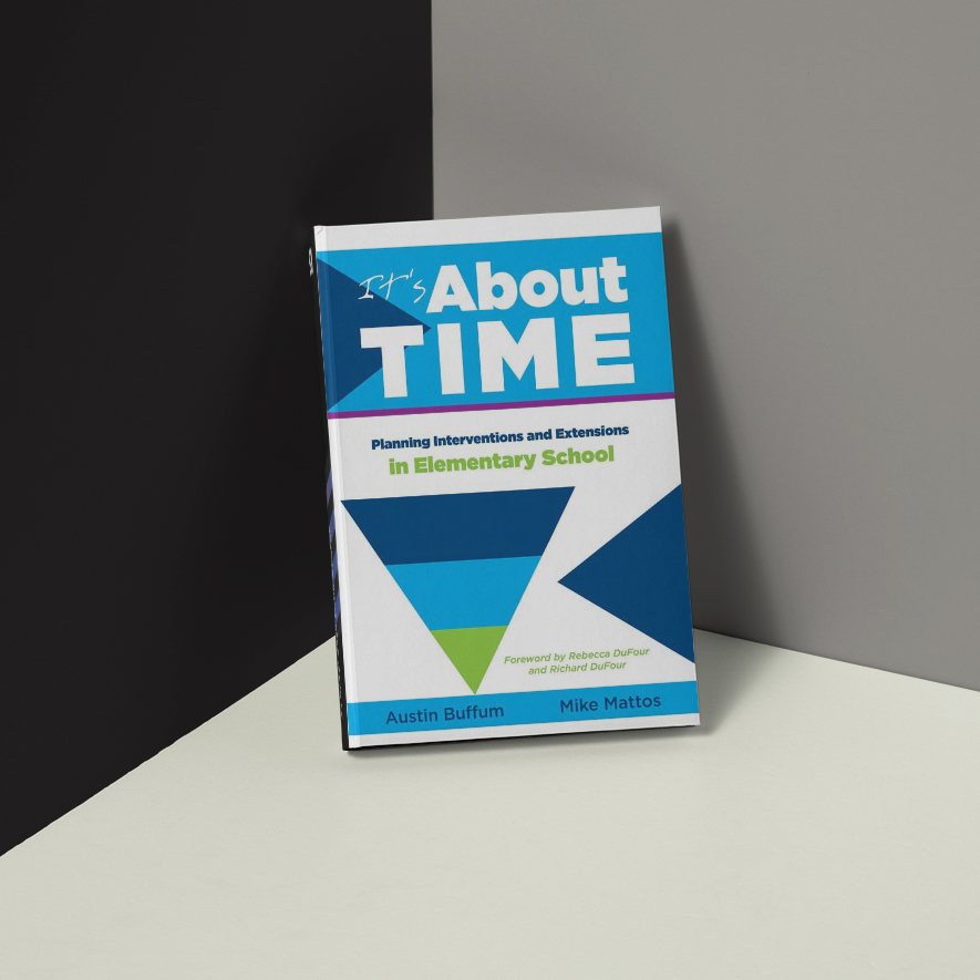 """Regina Stephens Owens book, """"It's About Time: Planning Interventions and Extensions in Elementary School."""""""